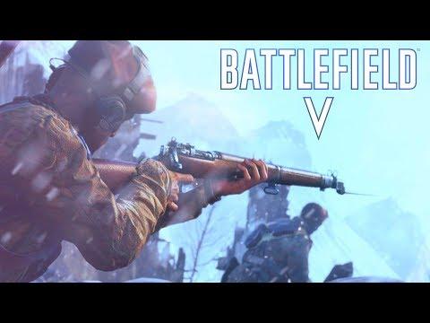 Conquest Extrem ★ BATTLEFIELD 5 ★ Battlefield V ★54★ Multiplayer PC Gameplay Deutsch German thumbnail