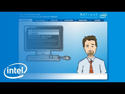 Cloud Security with Intel: Protect Your Cloud Infrastructure | Intel IT Center