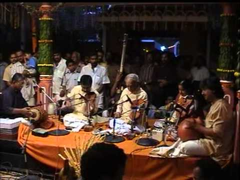 Lalgudi G Jayaraman - G J R Krishnan - Vijayalakshmi_Maamavasadha - Nattukurinji_9m 39s