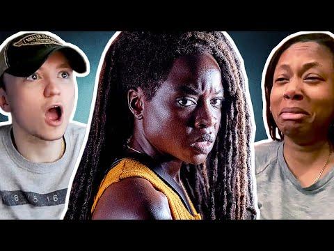 Fans React to Michonne's Last Episode On The Walking Dead