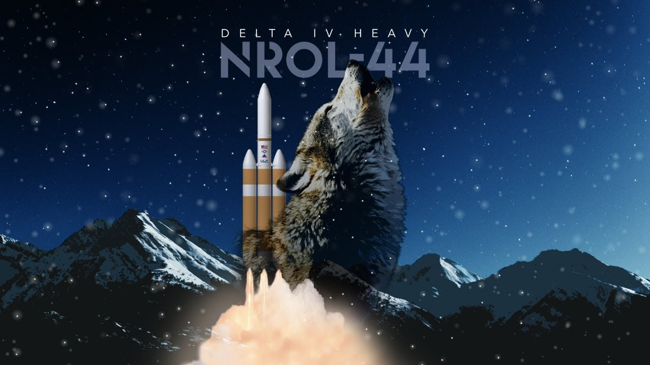 Aug. 29 Live Broadcast: Delta IV Heavy NROL-44