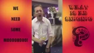 OOOHOOO PART 2!!! WHAT IS HE SINGING???