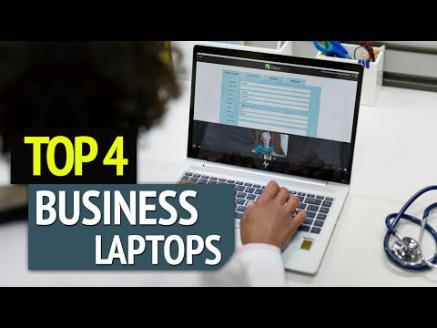 top-4:-best-business-laptops-2019
