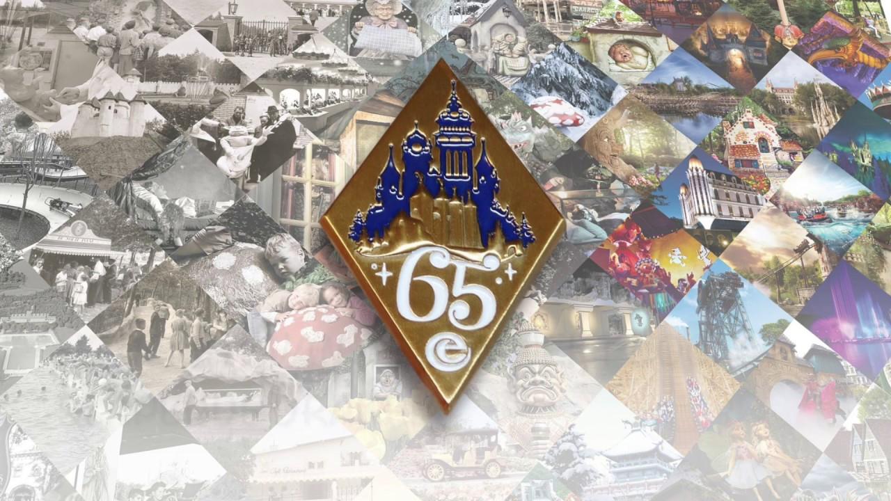 60 jarig bestaan efteling Efteling 65 jaar Jubileumlied, Muziek met tekst (lyrics) Een  60 jarig bestaan efteling