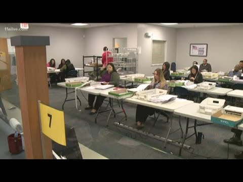 Secretary of State orders counties to count previously rejected absentee ballots