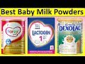 Top 10 Best Baby Milk Powders Available In India   Baby Care   2018