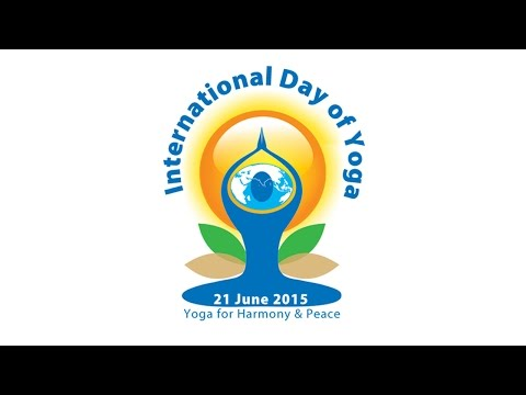 #yogaday - Celebrate the First International Day of Yoga