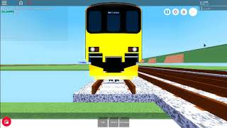 2nd Train horn video on roblox,On Haughton Foundry's Mind the Gap,
