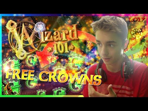 HOW TO GET FREE CROWNS IN WIZARD101 *FREE CROWNS CODES* (LEGIT 2019)