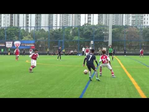 20161218 Kitchee U13 vs South China Second Half