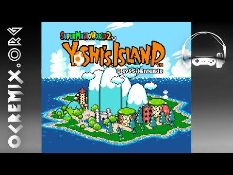 "Super Mario World 2: Yoshi's Island ReMix by NoTuX: ""Plastic Smile"" [Castle & Fortress] (#3417)"