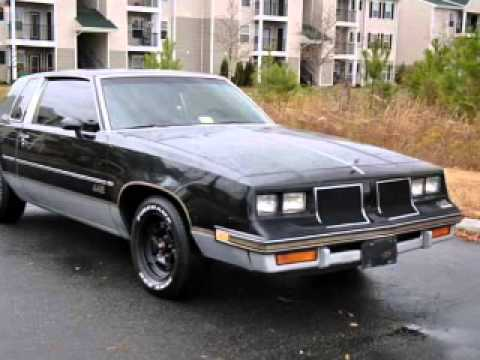 1986 oldsmobile cutlass salon newport news va youtube for 1986 oldsmobile cutlass salon