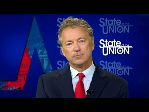 Rand Paul full 'State of the Union' interview