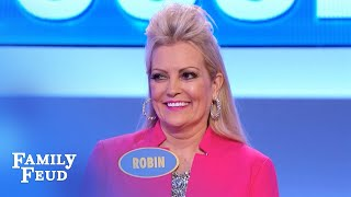 WOW! The Mossers win the car! | Family Feud Video
