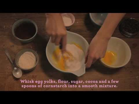 "THE GRAND BUDAPEST HOTEL: ""How To Make a Courtesan au Chocolat"""