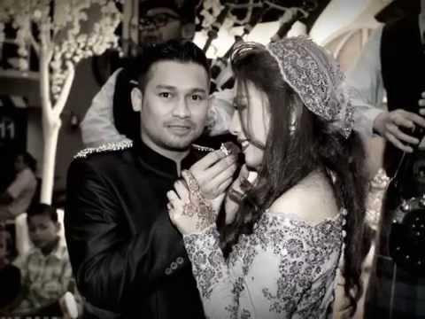 Pernikahan Beego & Linda ,  Pernikahan Izzue &Awin