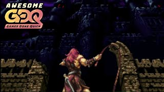 Castlevania Chronicles by lurk in 27:07 - AGDQ2019