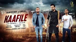 Kaafile | new punjabi song | lavi dhindsa | desi crew | sukh sanghera | game killerz