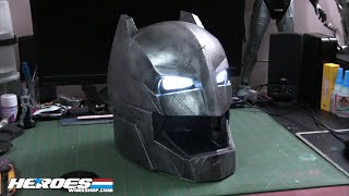 Batman v Superman - Dawn of Justice Movie Helmet Cowl