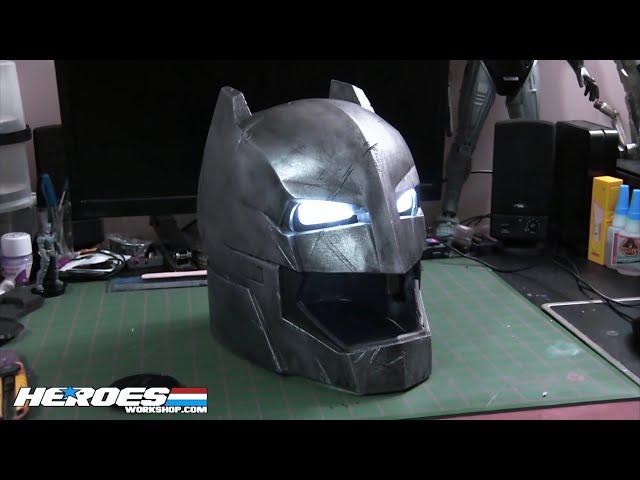 Batman v Superman Replica Helmet