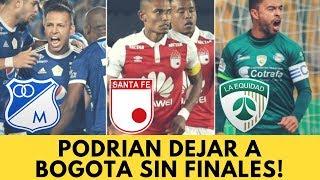 Millonarios, Santa Fe y Equidad Podrían Dejar a Bogotá Sin Finales!! [Noticias FPC] Austin