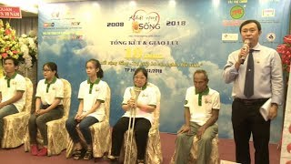 Clip Livestream sự kiện tổng kết 10 năm Khát Vọng Sống trợ giúp bà con nghèo hồi sinh (15/12/2018)