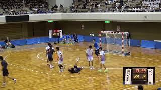 2017年 ハンドボール男子 法政二×氷見 決勝 3