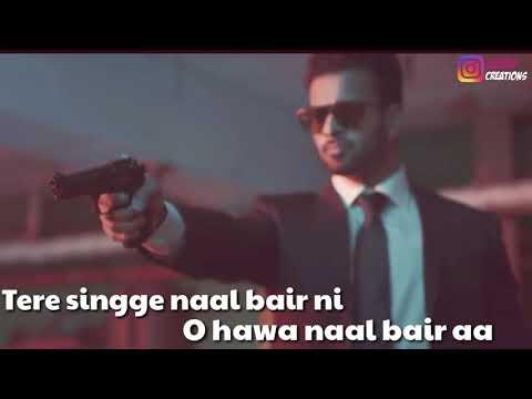 Purje || Mankirt Aulakh || New Punjabi Song 2019 Whatsapp Status Video
