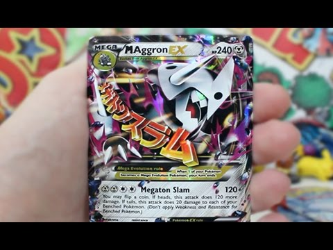 Opening A Kyogre Primal Clash Elite Trainer Box!
