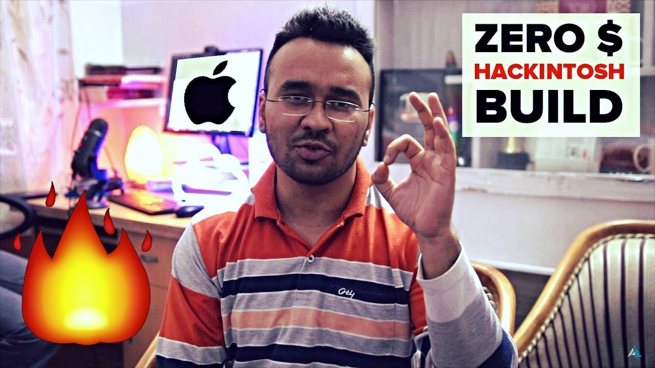 How to build a Hackintosh for Zero dollars!! (2018)