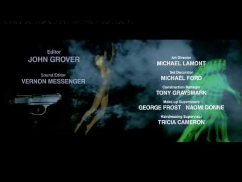 Bond Opening 16 Licence to kill