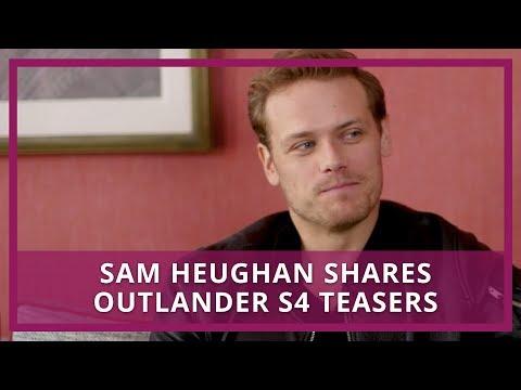Sam Heughan's Outlander Season 4 s