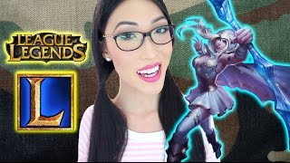 I Play League Of Legends Thumbnail