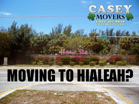 Boston, MA to Hialeah, FL Movers | Casey Movers | Long Distance Movers | 1-800-482-8828