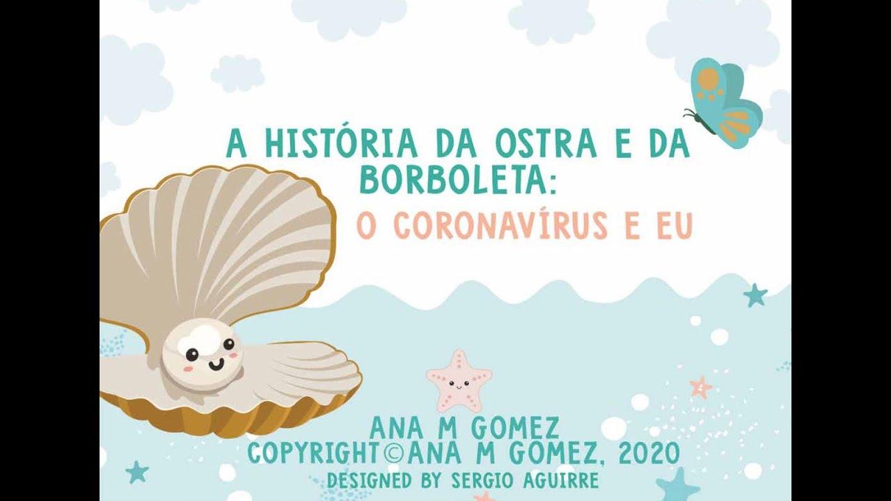 A história da Ostra e da Borboleta - YouTube