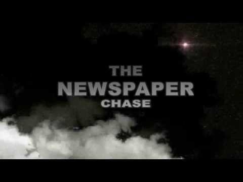 Newspaper chase - The Film