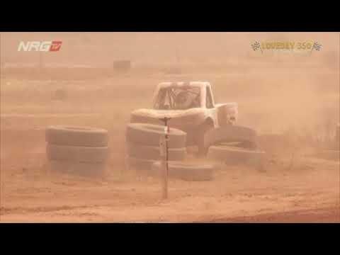 2017 Loveday 350 Trophy Kart Races