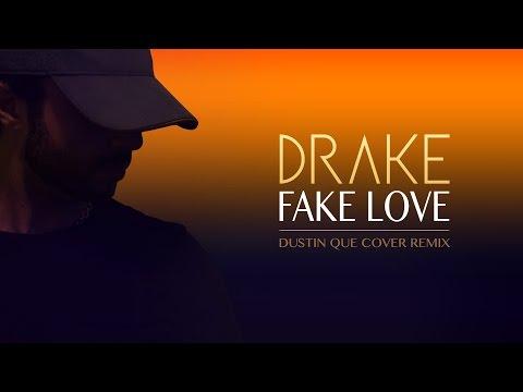 Drake - fake love (Dustin Que Cover/Remix)