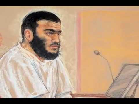 Omer Khadr Trial Update 1 - Guantanamo Bay
