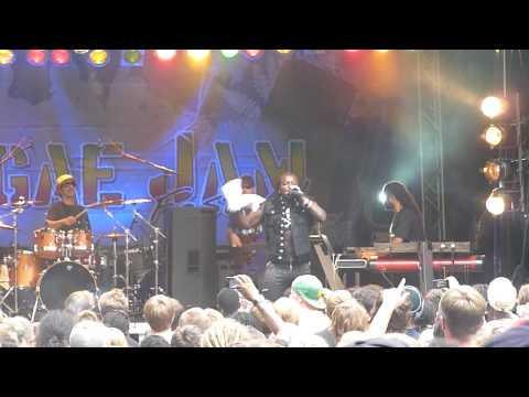Mad Cobra LIVE @ Reggae-Jam 2010