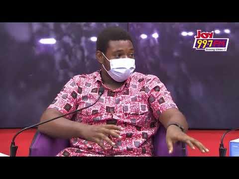 Joy Geek Squad is live with Kobby Spiky Nkrumah on Joy 99.7 FM (18-5-2021)