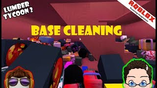 Roblox - Lumber Tycoon 2 - Base Cleaning