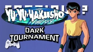 Yu Yu Hakusho: Dark Tournament (PS2) - Continue?
