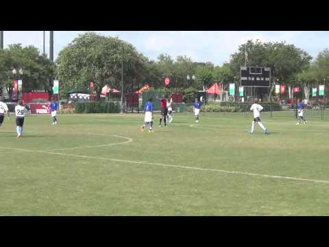 JFC Road to Brazil - The Danone Nations Cup 2014