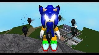 Crossover Sonic 3D RPG V3 - All fake emeralds loaction's - Roblox