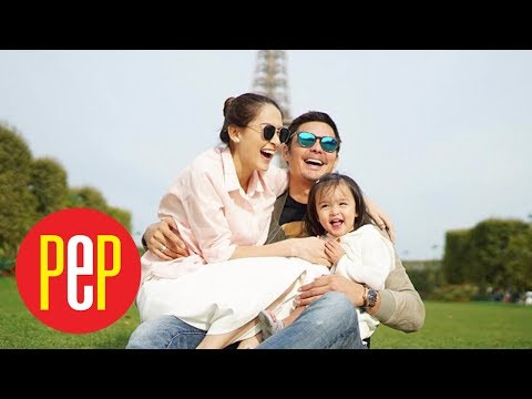 Marian Rivera on what traits Baby Zia got from her and Dingdong Dantes - 동영상