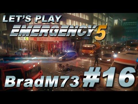 Emergency 5 - Episode 16 - Earthquake!!!