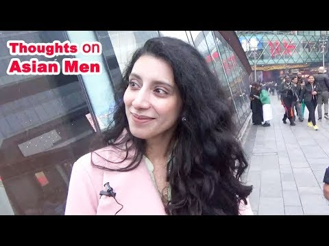 Women's Thoughts On Asian Men (Interview In London)