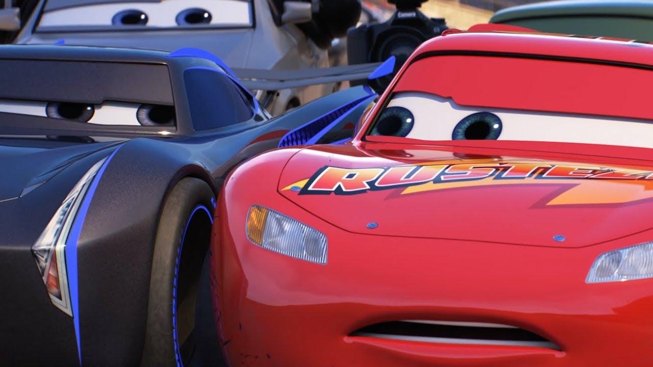 Disneypixar Cars 3 Jackson Storm Clip Dal Film Youtube
