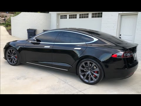 Detailed 2019 Tesla Model S P100D Review - Is the Fastest Sedan in the World Due for a Refresh?